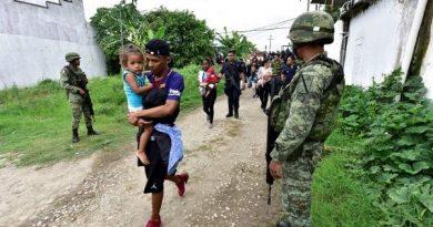Mexico: Migrants Attacked, Salvadorian Woman Dead