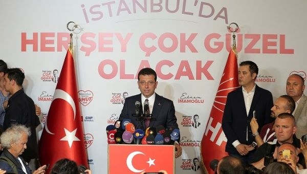 Turkey: Erdogan's Candidate Concedes Defeat to Ekrem Imamoglu in Istanbul