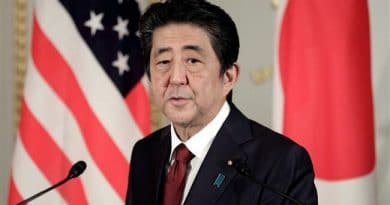 Tokyo Says Japan's Abe Due in Iran Next Week Amid US Provocations