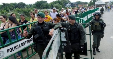 Border Crossings Between Colombia and Venezuela Reopen After Maduro's Announcement