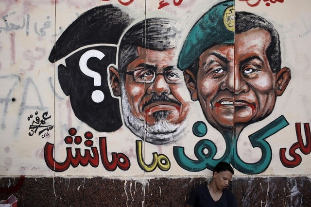 Egyptian President - Casualty of Social Media