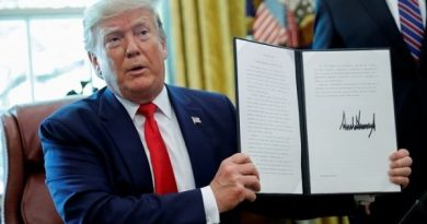Trump Imposes New Sanctions on Iran, Including Supreme Leader
