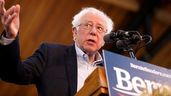 Bernie Sanders Calls for Release of Brazil's Ex-President Lula