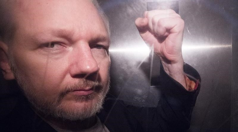 The Just World Fallacy: Why People Bash Assange And Defend Power