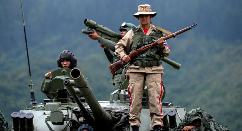 Russia Vows to Beef Up Venezuelan Military, Counter Destabilization Attempts