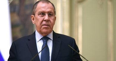 Lavrov: Guaido's Representatives in Contact with Moscow