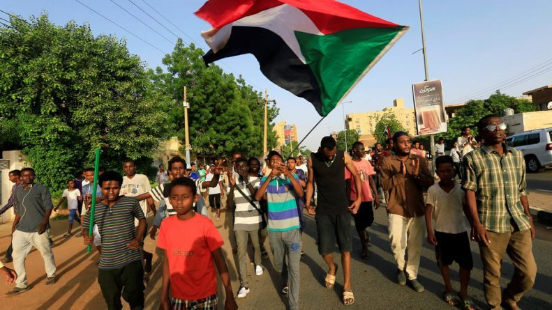 Sudan's Protesters Claim Victory After Power-Sharing Deal with Military Council