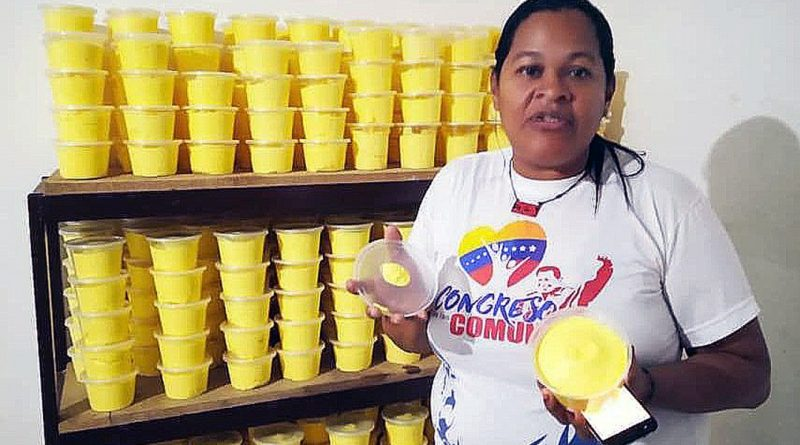 The Strength of Women: Venezuelan Commune Members Facing the Blockade