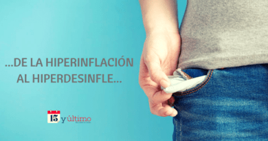 From Hyperinflation to Hyperdeflation of the Pockets: is a Salary Increase Coming?