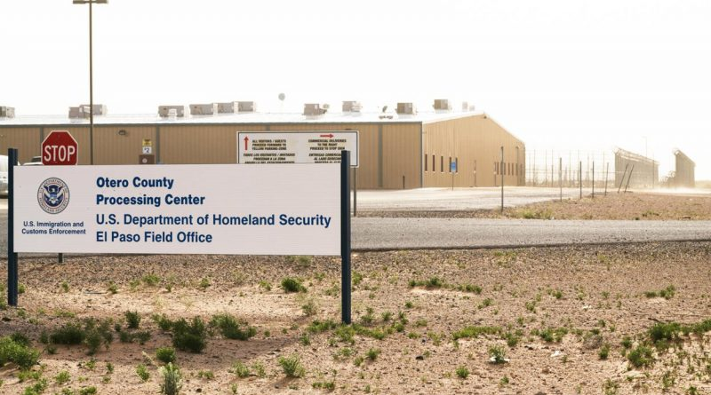 More Asylum Seekers Stage Hunger Strikes at El Paso Detention Center