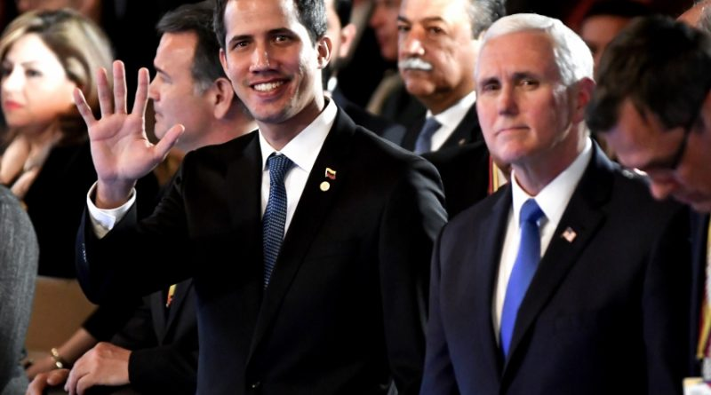 Venezuela : Another US Coup Attempt--And Why It Failed