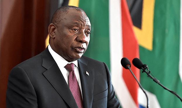 "South African President Rallies Behind Huawei, says US is ""Jealous"""