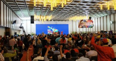 Final Declaration of the 25th Meeting of the Sao Paulo Forum, Caracas 2019
