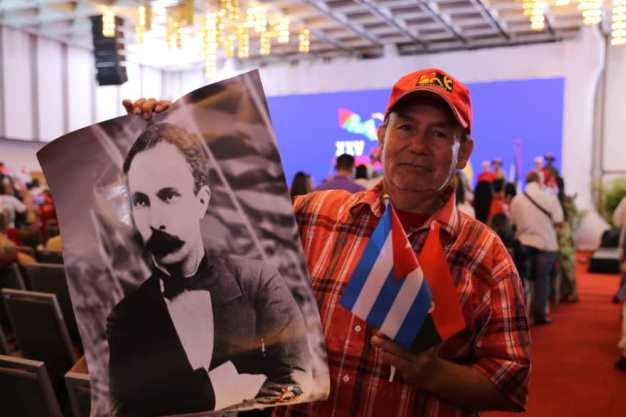"Venezuela Celebrates the 66th Anniversary of the ""Assault on the Cuartel Moncada"" (Sao Paulo Forum)"