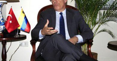 "Turkish Ambassador in Caracas: ""Economic Sanctions Against Venezuela are Unfair"""