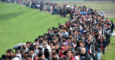 Imperialist Made Crisis of Migrants and Refugees