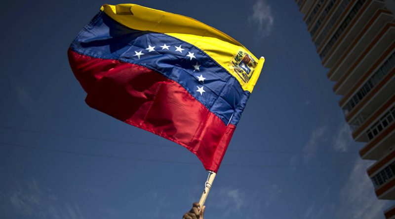 The United States Strategic Agenda for Venezuela