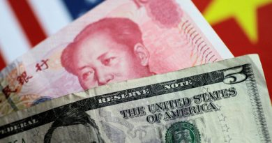 China Devalued the Yuan Against the Dollar to an 11 Year Low