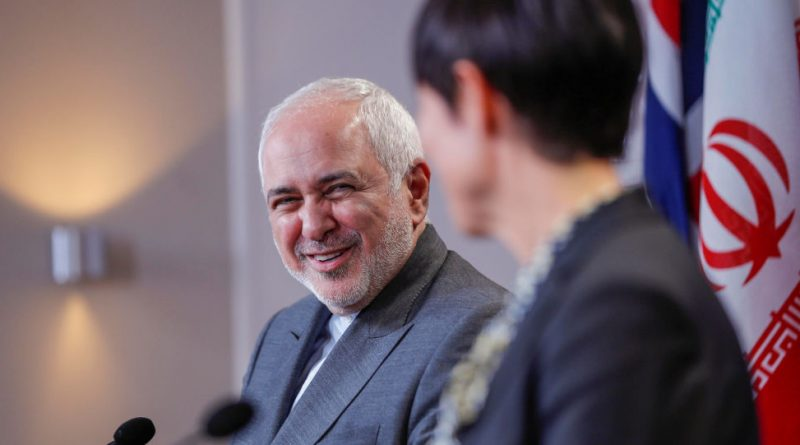 Zarif: Trump - Rohaní Meeting Possible if the US Complies with the Nuclear Pact