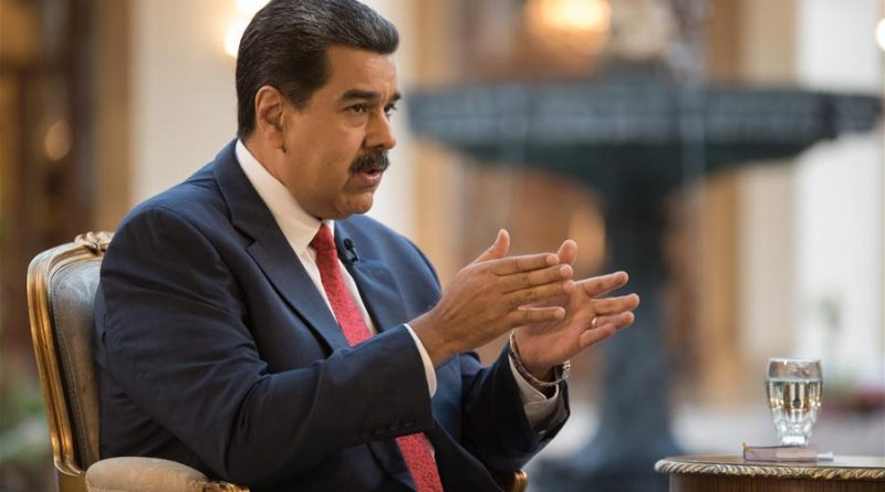 Maduro: Norway Talks Resumed (Interview)