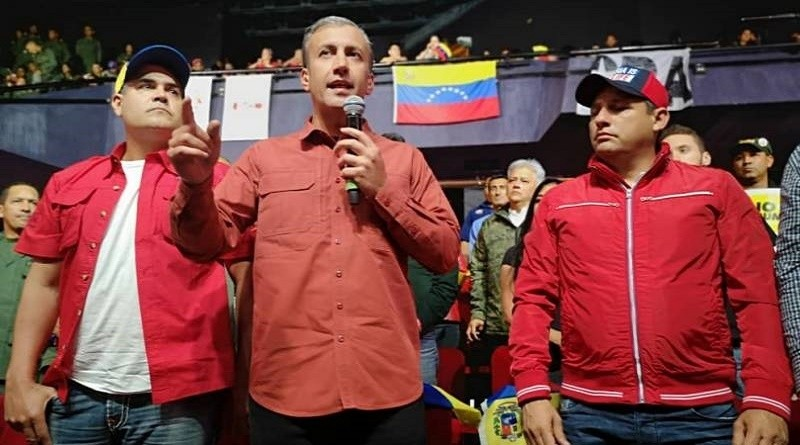 "US Offers ""Up to 10 Million Dollars"" to Capture Venezuela's Tareck El Aissami"
