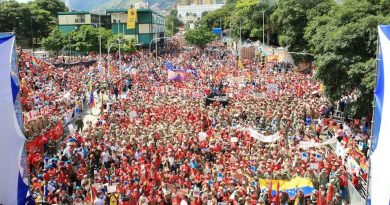 International Day of Action to Protest the Increased US Blockade of Venezuela (+Reloaded)