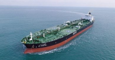 Iranian Oil Tanker Previously Seized in Gibraltar to Dock Just North of Syria
