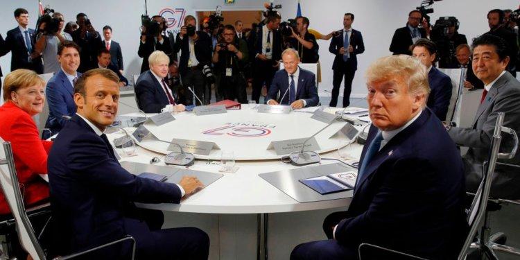 G7, a Summit of Liars