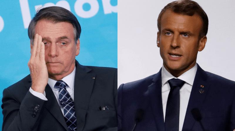 Bolsonaro & Macron Trade Insults as Amazon Burns (+Sexism)