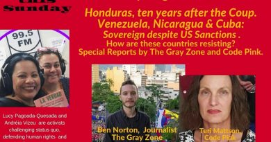 Ben Norton and Teri Mattson on Honduras, Nicaragua, Cuba and Venezuela (Interview)