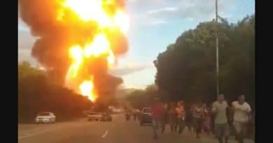 """New Sabotage on Gas Plant in Venezuela - Alleged Links with """"Primero Justicia"""""""