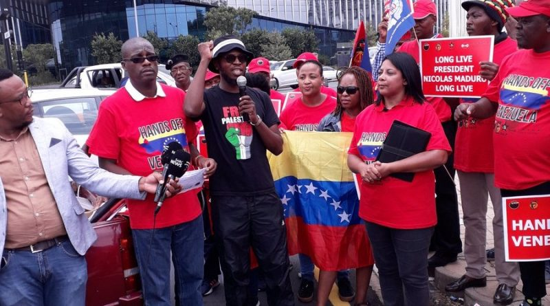 South Africa: CP Reiterates Solidarity with the People of Venezuela Amidst Intensified Aggression by the United States