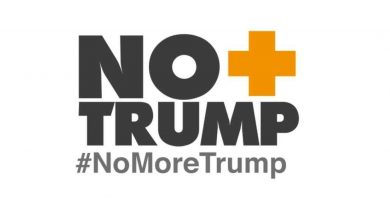 #NoMoreTrump Tag Trends Nationally and Worldwide On Twitter