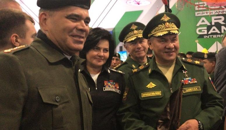 Venezuela and Russia Agree to Increase Training and Education of Cadres
