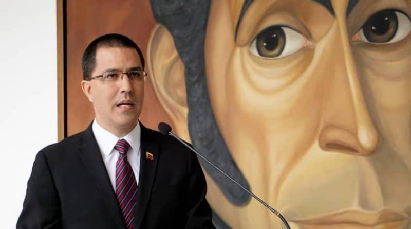 Venezuela Criticizes Iván Duque for FARC-EP Announcement and Urges to Return to the Peace Agreement (Communique)