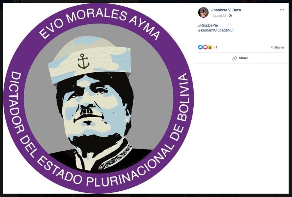 Jhanissa-Vaca-Daza-Evo-Morales-dictator.jpg