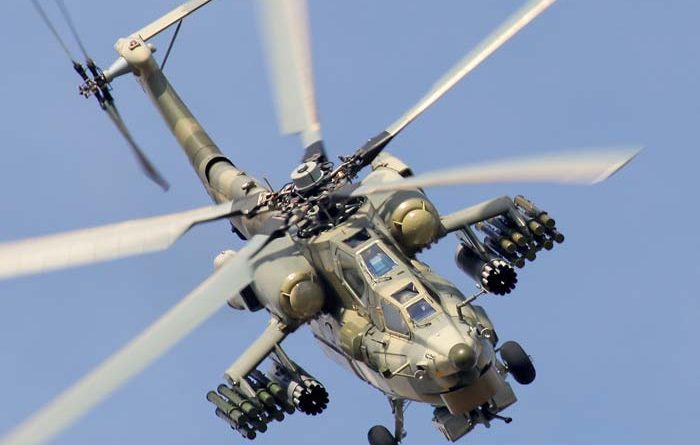 Upgraded Russian Mi-28NM Chopper Now Capable of Striking Two Targets at a Time