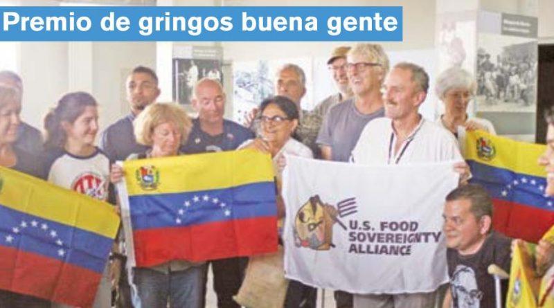 US Alliance Recognizes People's Food Program (Food Security Delegation)