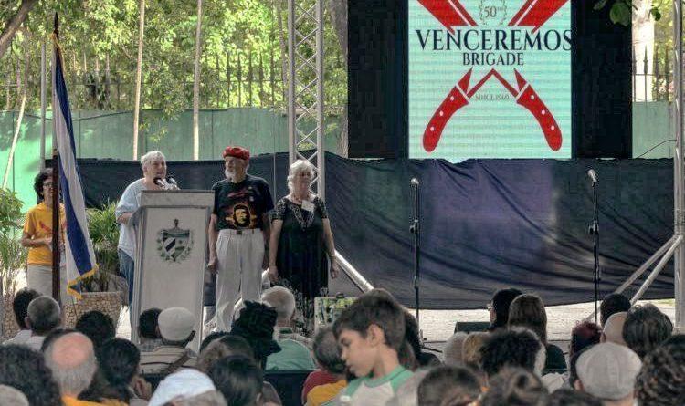 Venceremos Brigade — 50 years of solidarity