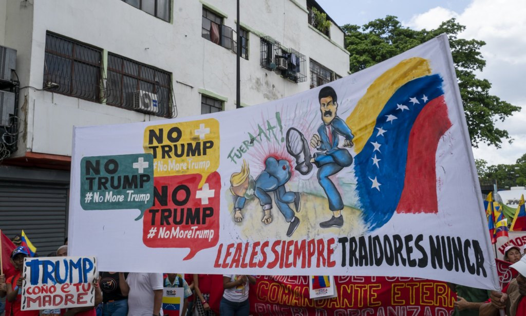 Venezuela-no-more-Trump-protest-Maduro-banner.jpg