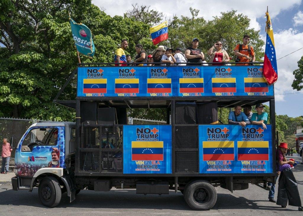 Venezuela-no-more-Trump-protest-truck.jpg