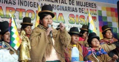 Bolivia Doubles Spending on Preventing Violence Against Women