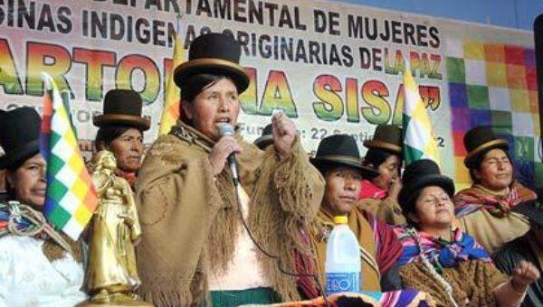 Bolivia Doubles Spending on Preventing Violence Against Women