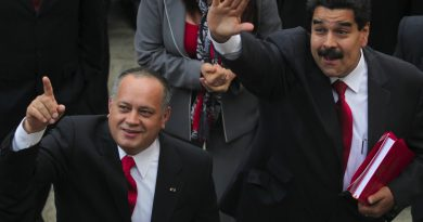 """Diosdado's Alleged """"Secret Meeting"""" with Gringo Officials: A Plan to """"Create Contradictions"""" within Chavismo - Meetings Confirmed"""