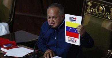 AP: Gray Propaganda Against Chavismo and Contacts with Trump