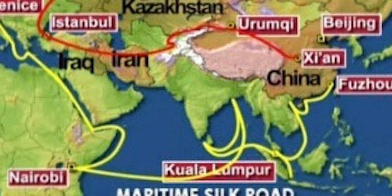 US Imperial Decline and the Belt and Road Initiative: The Most Important Global Struggle of the Century