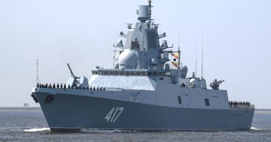 Agreement Signed: Russia and Venezuela Allow Reciprocal Warship Visits