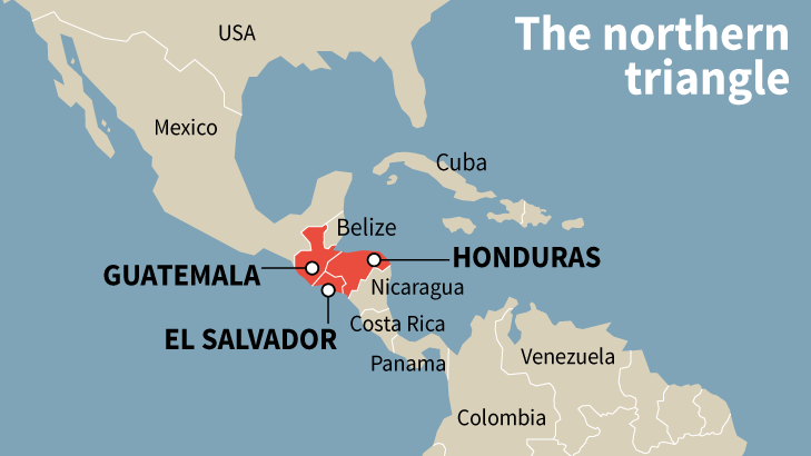 The US is in Debt to Central America