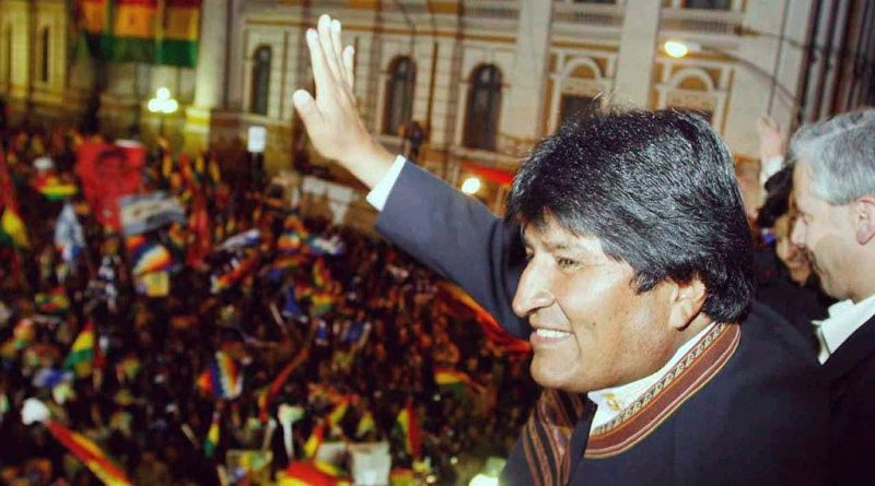 Evo Morales and an Independent, Sovereign Bolivia