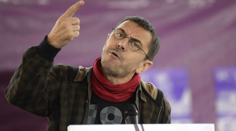 """Macri is a new Nero"": Podemos' Juan Carlos Monedero (Interview)"